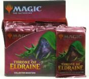 Magic C6747 Throne of Eldraine Collector Booster Cards - NEW